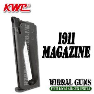 Remington / swiss arms/ KWC 1911 Magazine 4.5mm