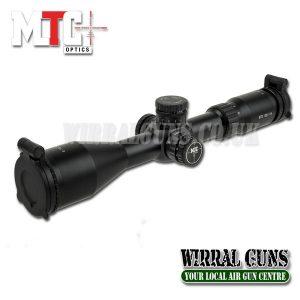 MTC Cobra 4-16x50 F1 Riflescope