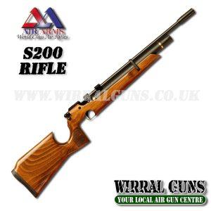 AIR ARMS S200 SPORTER