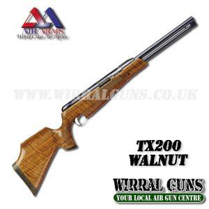 AIR ARMS TX200 MK3 RIFLE WALNUT