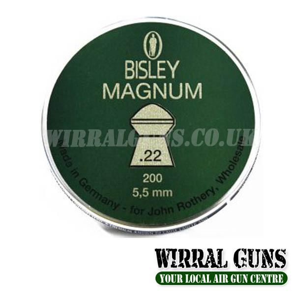 BISLEY MAGNUMS .177
