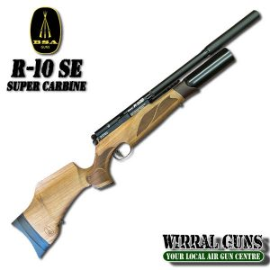 BSA R10 SE REGULATED SUPER CARBINE