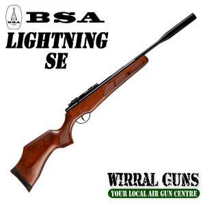 BSA LIGHTNING SE