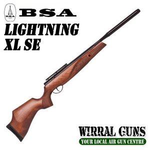 BSA LIGHTNING XL SE