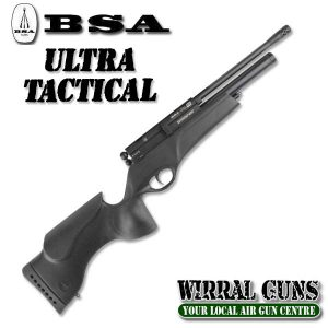 BSA ULTRA TACTICAL SE MULTI SHOT