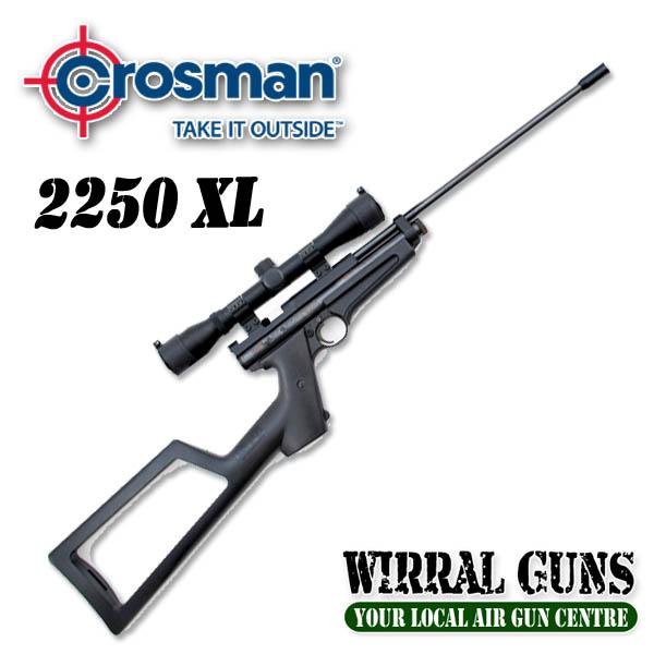 CROSMAN RATCATCHER XL -  2250XL