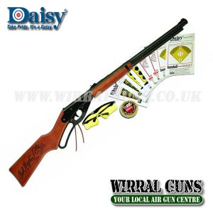 Daisy Red Ryder Lever Action BB Rifle - Fun Pack