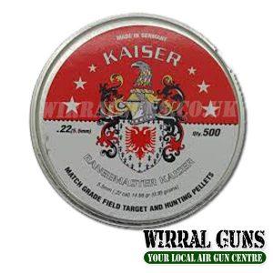 DAYSTATE KAISER RANGEMASTER .22
