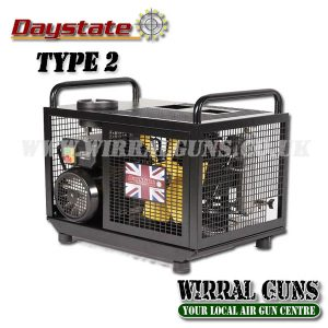 DAYSTATE MCH6/EM TYPE 2 300BAR ELECTRIC COMPRESSOR