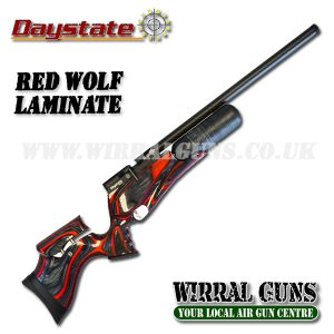 Daystate Red Wolf Laminate Hi Lite