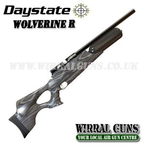 Daystate Wolverine R - Regulated Laminate