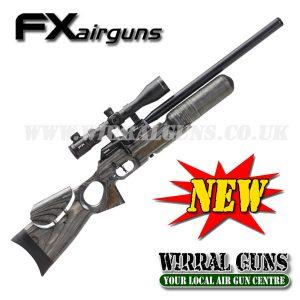 FX Crown - Laminate PCP Air rifle