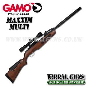 Gamo Maxxim Elite Multishot Air Rifle