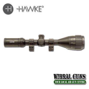 Hawke fastmount 3-9x40 ao scope inc Mounts