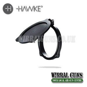Hawke Flip Up Cover - Ocular 1 Inch Vantage