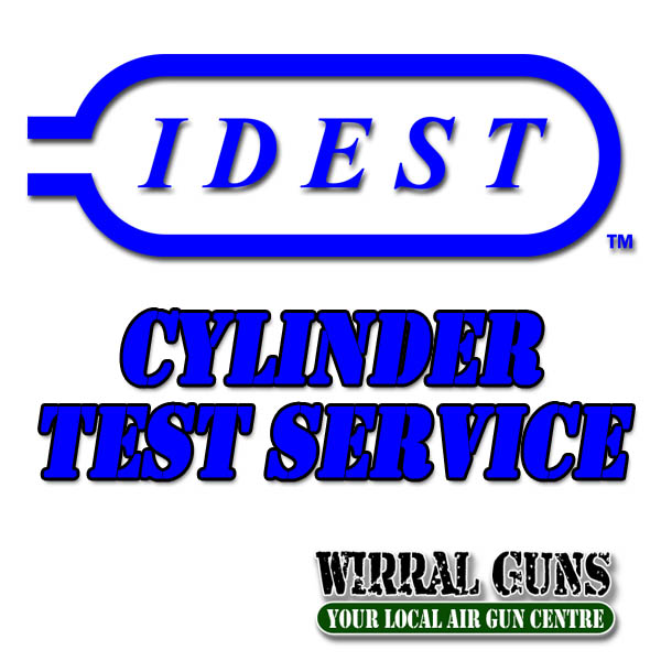 iDest Cylinder testing service
