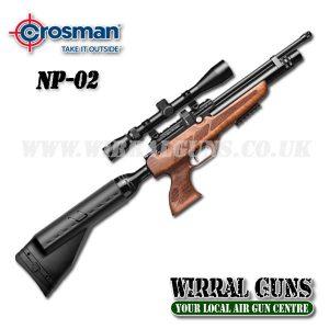 Kral Puncher NP02 PCP Air Rifle .177 .22