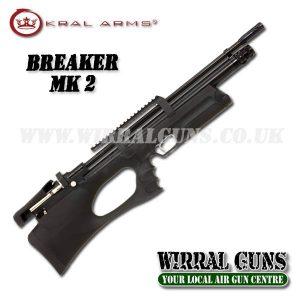 KRAL ARMS PUNCHER BREAKER BULPUP SYNTHETIC MK2