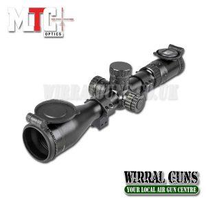 MTC Optics Viper Pro 5-30x50 IR Rifle Scope - Reticle SCB2