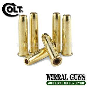Colt 45 PeaceMaker 4.5mm BB Shells x6 - umarex