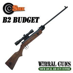 SMK B2 BUDGET AIR RIFLE