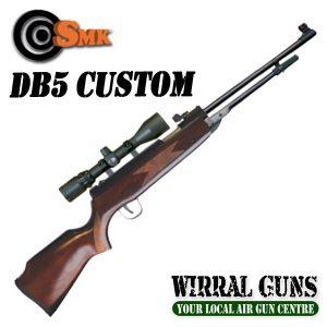 SMK DB5 CUSTOM - UNDERLEVER