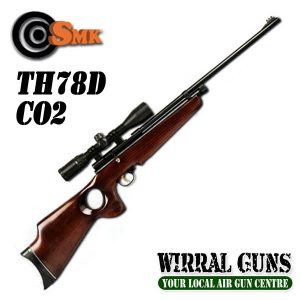 SMK TH78D THUMBHOLE DELUXE