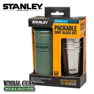 Stanley Adventure SS Shot Glass Set