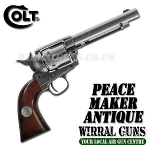 COLT SAA PEACEMAKER SINGLE ACTION ARMY .177 - ANTIQUE