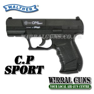 WALTHER CP SPORT CO2 .177 PISTOL
