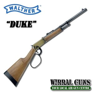 WALTHER DUKE LEVER ACTION CO2 RIFLE