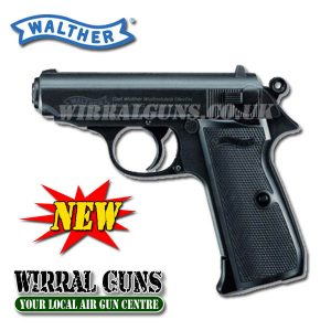 WALTHER PPK BLOW BACK Co2 Pistol - NEW MODEL