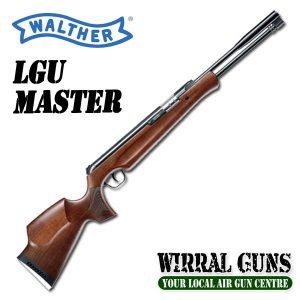 WALTHER LGU MASTER UNDERLEVER  - .177