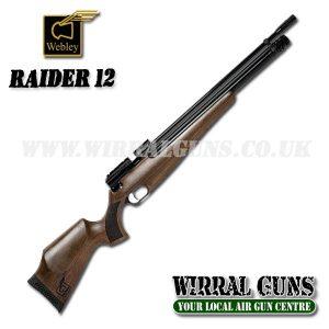 Webley Raider 12 PCP