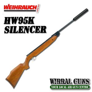 WEIHRAUCH HW 95K inc SILENCER