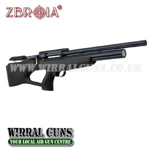 Zbroia Kozak 450 Long Black - 177