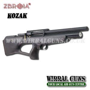 Zbroia Kozak 330 short Ash
