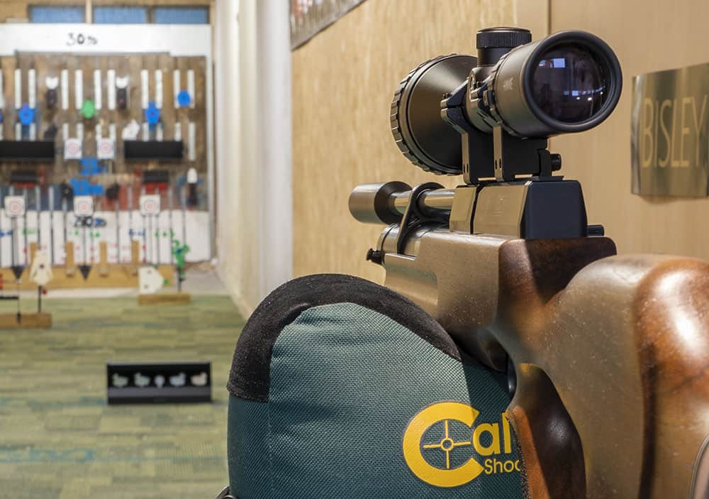 Airgun Range - Cheshire