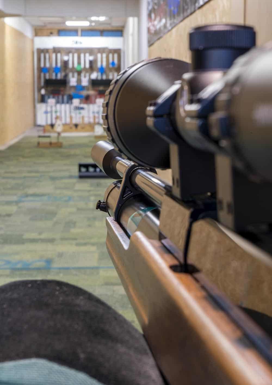 Airgun Range - Cheshire